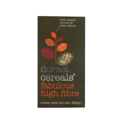 Picture of Dorset Cereals Fabulous High Fibre (560g)