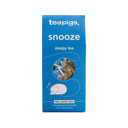 Picture of teapigs Snooze Tea (15 Temples)
