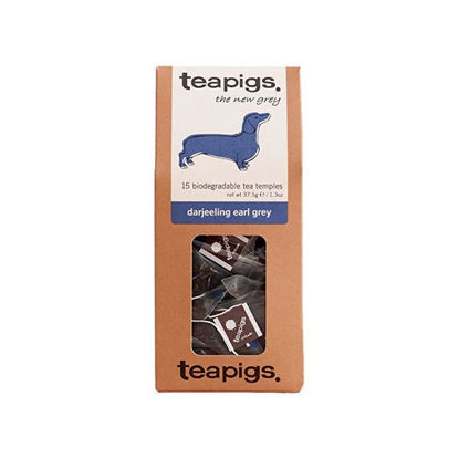 Picture of teapigs Darjeeling Earl Grey Tea (15 Temples)
