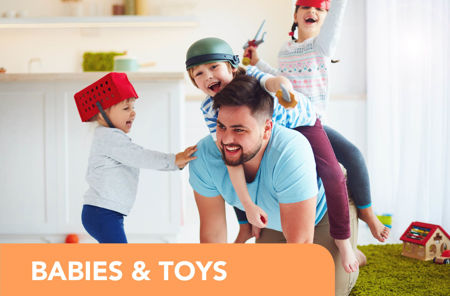 Picture for category Babies & Toys