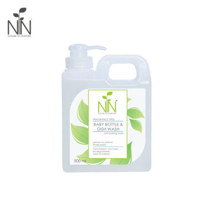 Picture of Nature to Nurture Baby Bottle and Dish Wash 500ml