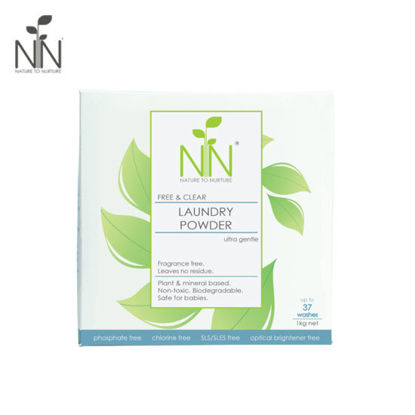 Picture of Nature to Nurture Laundry Powder 1kg