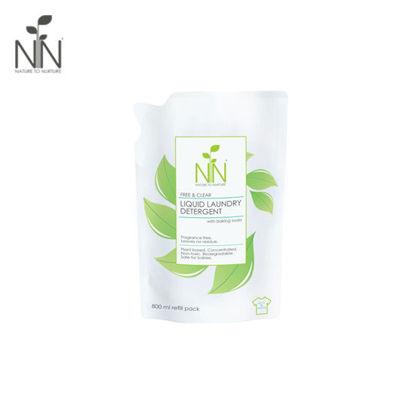 Picture of Nature to Nurture Liquid Laundry 800ml Refill