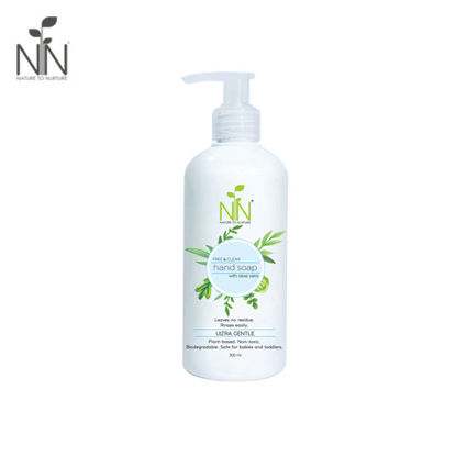 Picture of Nature to Nurture Hand Soap Fragrance Free 300ml