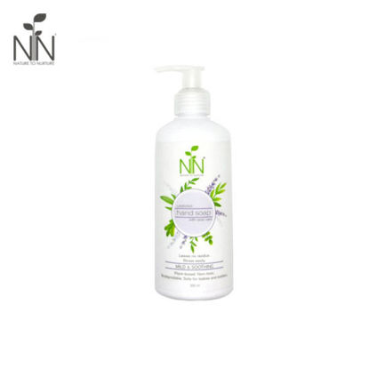 Picture of Nature to Nurture Hand Soap Lavender 300ml