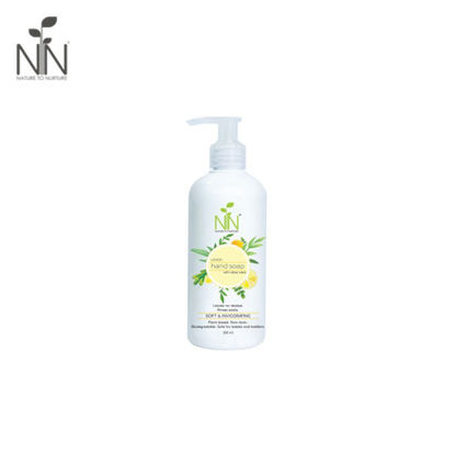 Picture of Nature to Nurture Hand Soap Lemon 300ml