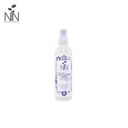 Picture of Nature to Nurture Hand Sanitizer Spray Lavender 250ml