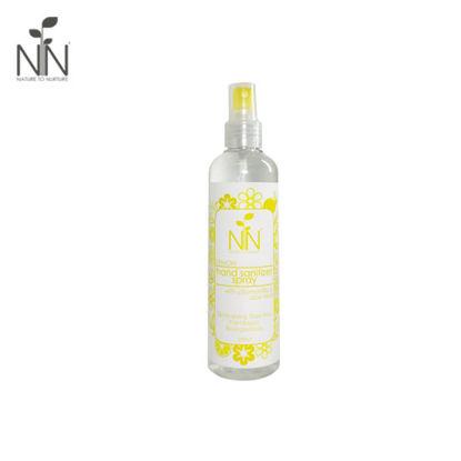 Picture of Nature to Nurture Hand Sanitizer Spray Lemon 250ml