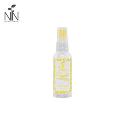 Picture of Nature to Nurture Hand Sanitizer Spray Lemon 50ml