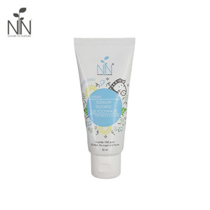 Picture of Nature to Nurture Toddler Fluoride Gel Toothpaste 50ml Flavor-free