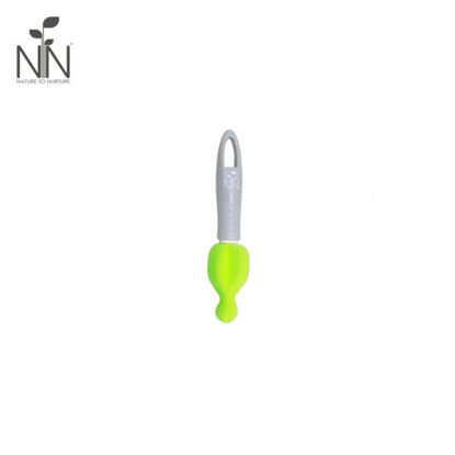 Picture of Nature to Nurture Nipple Cleaner, Gray