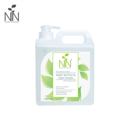 Picture of Nature to Nurture Baby Bottle and Dish Wash 1000ml