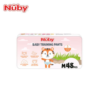 Picture of Nuby Baby Training Pants Medium 48's