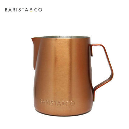 Picture of B & Co. 12oz Copper Milk Jug