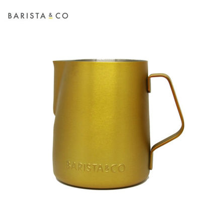Picture of B & Co. 12oz Gold Milk Jug