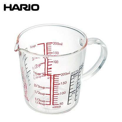 Picture of Hario Wide Measuring Cup 200ml
