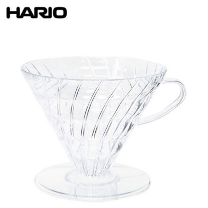 Picture of Hario V60 Clear Coffee Dripper 02