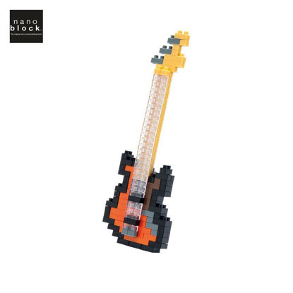 Picture of Nanoblock Electric Bass