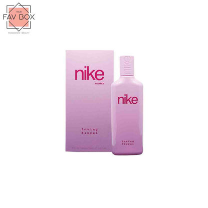 Picture of  Nike Loving Floral Eau De Toilette For Women 75ml