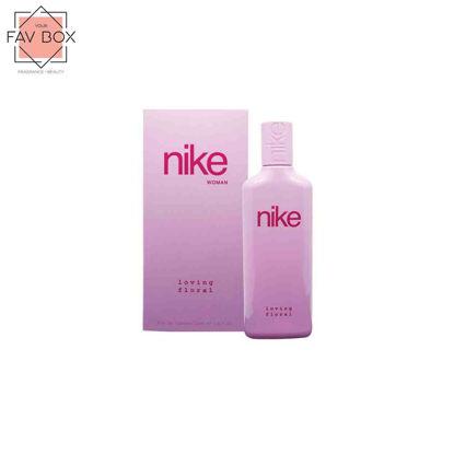 Picture of Nike Loving Floral Eau De Toilette For Women 75ml