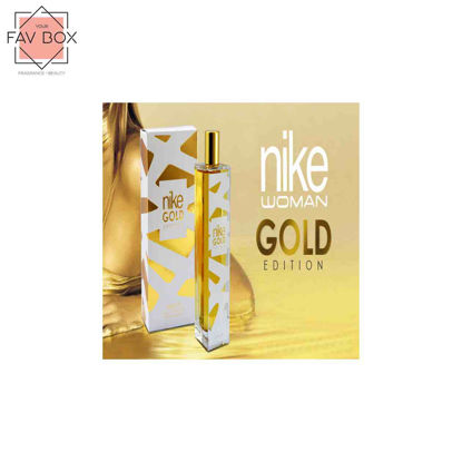 Picture of Nike Woman Gold Edition Eau De toilette 100ml