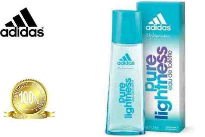 Picture of Adidas Pure Lightness Eau De Toilette For Women 75ml