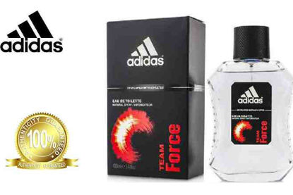 Picture of Adidas Team Force Eau De Toilette for Men 100ml