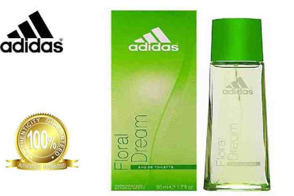 Picture of Adidas Floral Dream Eau De Toilette For Women 50ml
