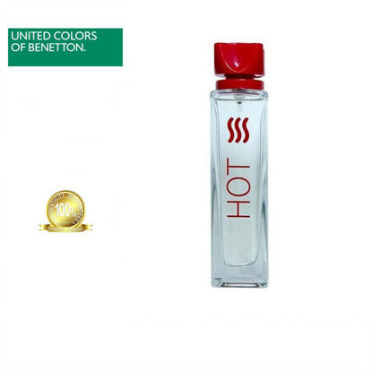 Picture of Hot Eau de Toilette for Women 100ml