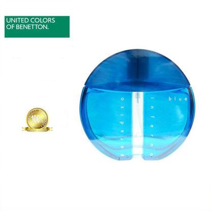 Picture of Benetton Inferno Blue Eau De Toilette For Men 100ml