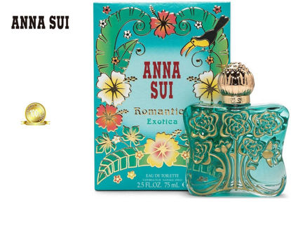 Picture of Anna Sui Romantica Exotica Eau de Toilette 75ml