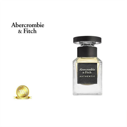 Picture of Abercrombie and Fitch Authentic Men Eau De Toilette 30ml