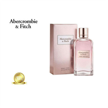 Picture of Abercrombie & fitch first instinct for Her Eau De Parfum 30ml