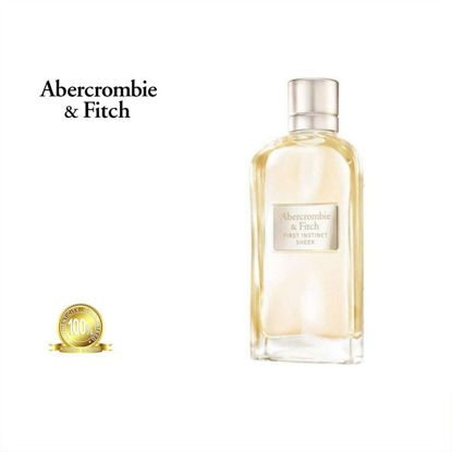 Picture of Abercrombie & Fitch First Instinct Sheer For Her Eau De Parfum 50ml