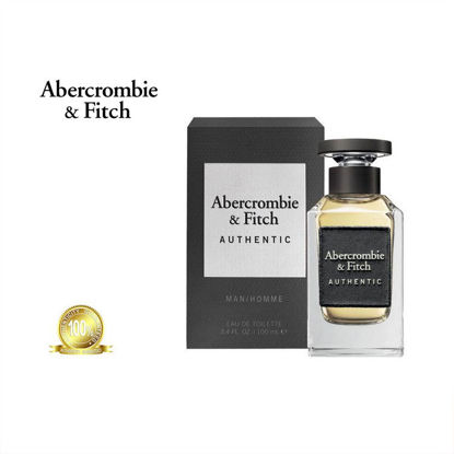 Picture of Abercrombie And Fitch Authentic Man EDT 100ml