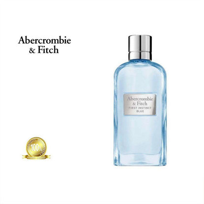 Picture of Abercrombie & Fitch First Instinct Blue for Her Eau De Parfum 100ml