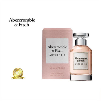 Picture of Abercrombie And Fitch Authentic Woman EDP 100ml