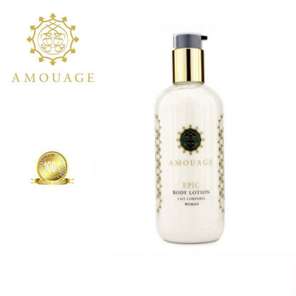 Picture of Amouage Epic Woman Body Lotion 300ml