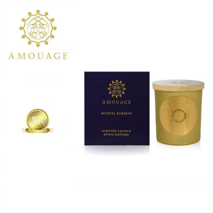 Picture of Amoauge Mughal Gardens Scented Candle 195g