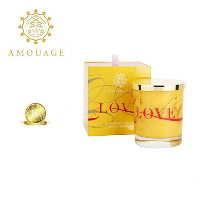 Picture of Amouge Love Scented Candle 195g
