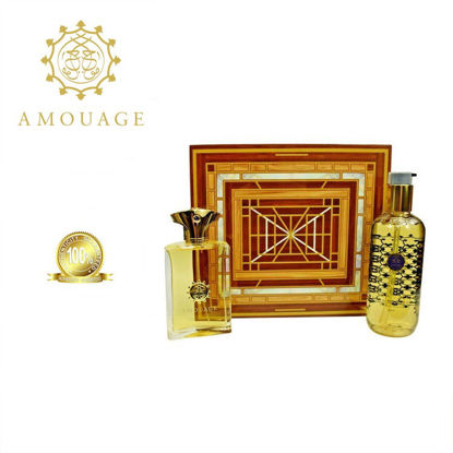Picture of Amouage Jubilation Men Edp 100ml+300ml Shwr Gel Set Ph