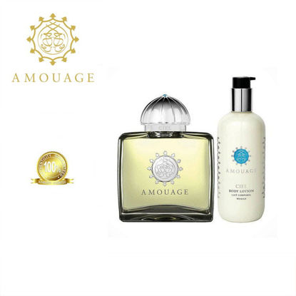 Picture of Amouage Ciel Ladies EDP 100ml + 300ml Body Lotion Collection Box