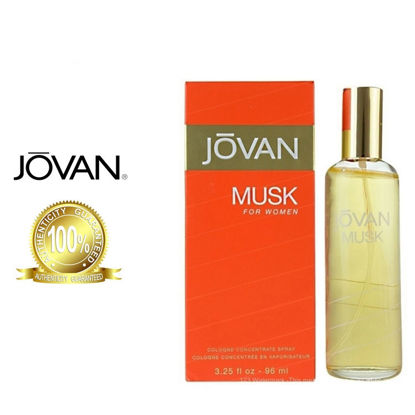 Picture of Jovan Musk EDC for Women 96ml