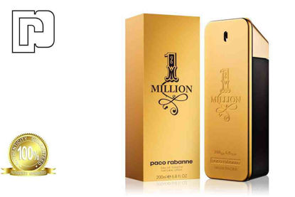 Picture of Paco Rabanne One Million 200ml Ph
