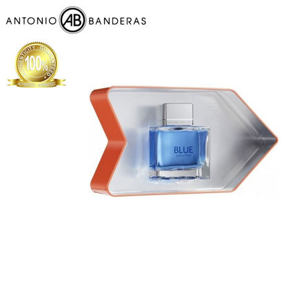 Picture of Antonio Banderas Blue Seduction World Malibu EDT100ml