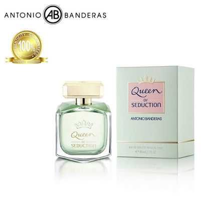 Picture of Antonio Banderas Queen of Seduction Eau de Toilette 80ml