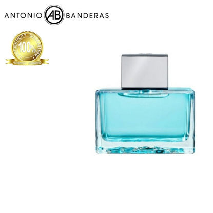 Picture of Antonio Banderas Blue Seduction World Bali EDT 80ml
