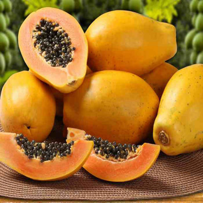 Picture of Hinog na Papaya (Papaya -Ripe)