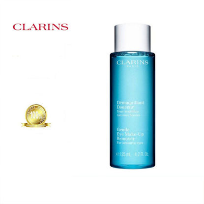 Picture of Clarins Gentle Eye Make Up Remover 125ml