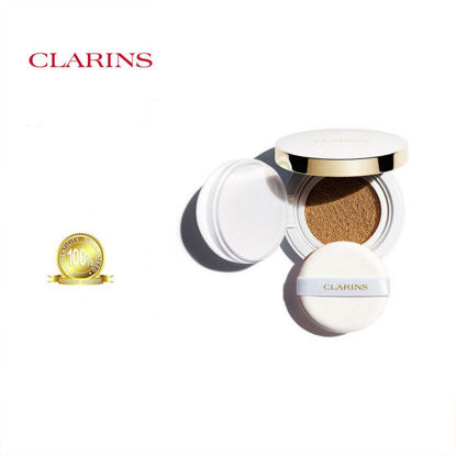 Picture of Clarins Everlasting Cushion Foundation Spf50 112 Amber 13ml